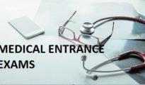 medical entrance exams 2019